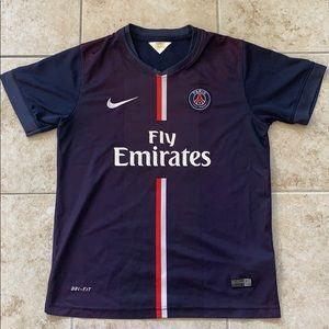 PSG Ibrahimovic Soccer Jersey